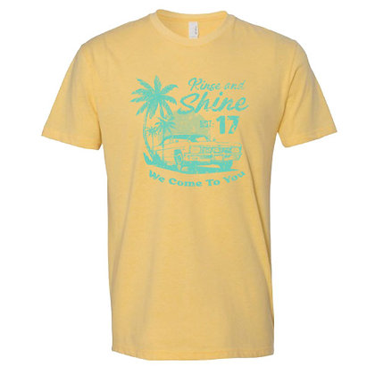 Men's T-Shirt - Yellow
