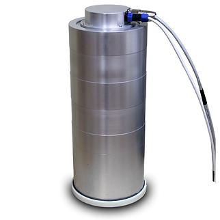 Smart gamma spectrometer AirSPEC