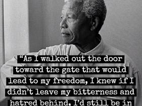 Mandela om att välja