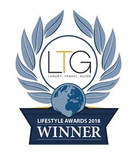The Luxury Travel Guide Lifestyle Awards 2018 - Winner