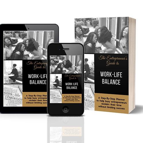 Planner: Work-Life Balance
