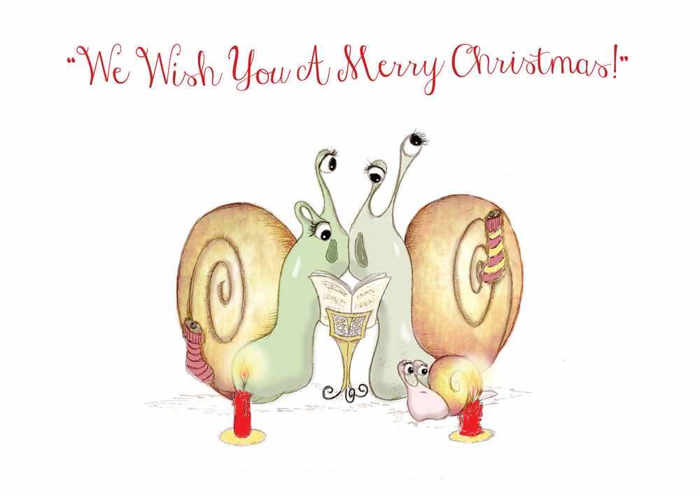 Singing Snails