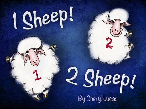 1 Sheep, 2 Sheep
