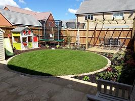 Child Inspired Garden