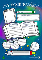 Story Book Review Sheet