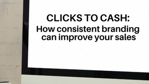 Clicks to Cash: How consistent branding can improve your sales
