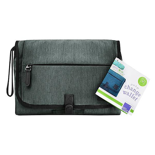 Grab and Go Change Wallet