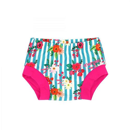 Little Kozzie Swim Nappy – Poppy