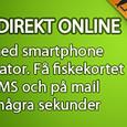 fiske fiskekort online viksjö
