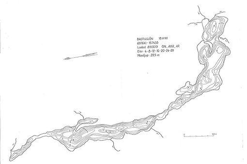 fiske viksjö bastusjön