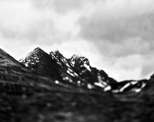Svartefjellet 1298 m