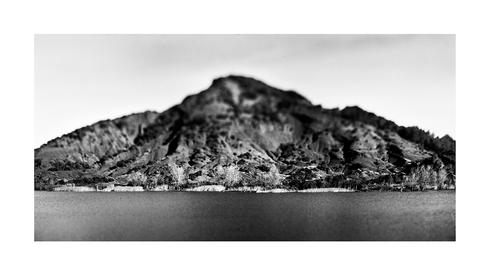 Rouens, Lac du Salagou
