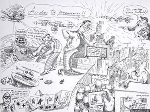 São Paulo II: Banespão e circo
