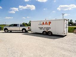 Services | A&P Grain Systems