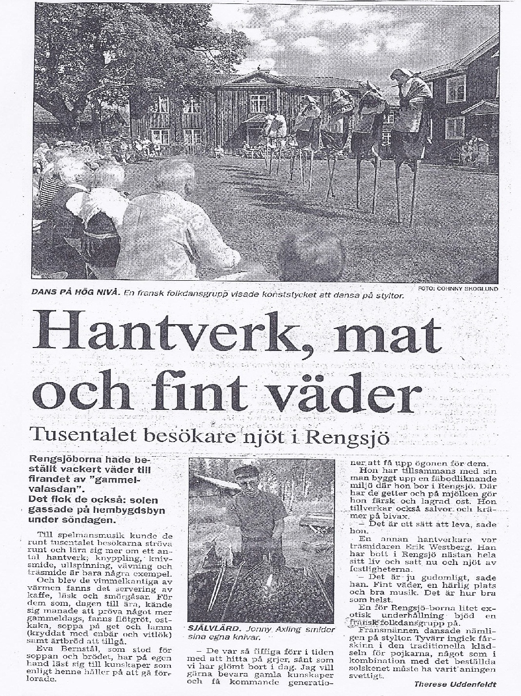 Suède 1997