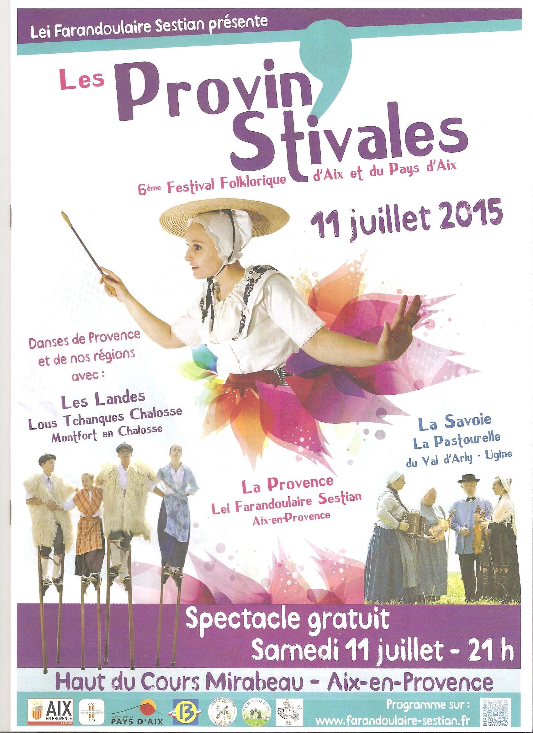 Provin'Stivales Aix en Provence 2015