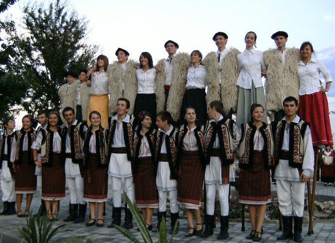Roumanie 2003