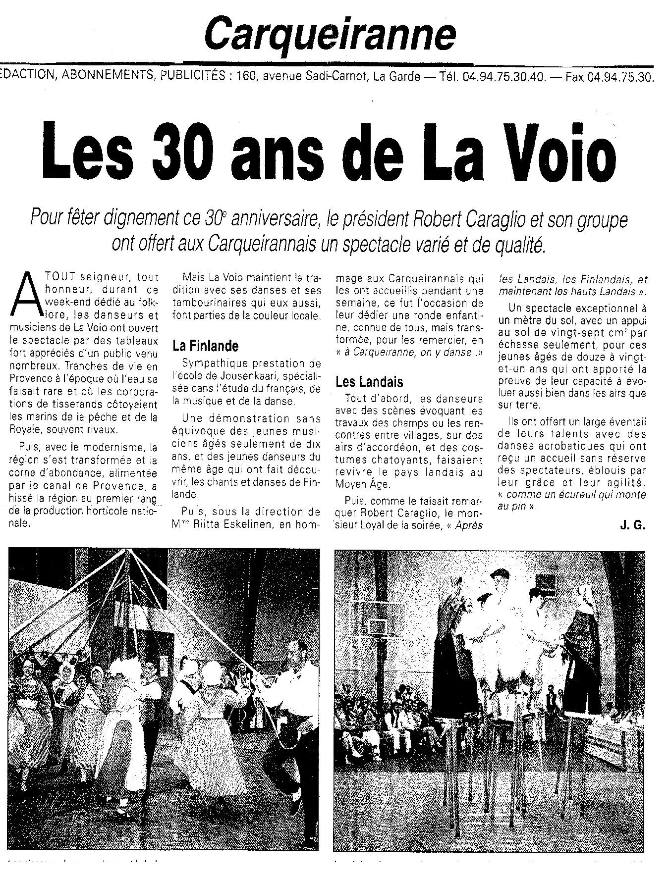 Carqueiranne 1999