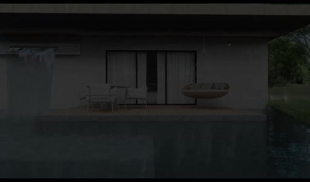 Tour virtual Casa Fluída - 3D