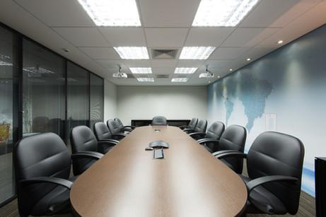 Sala de reuniões - corporativo