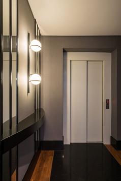 Hall Social - Neutro e minimalista