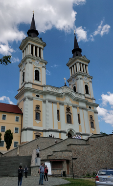 Basilika Maria Radna