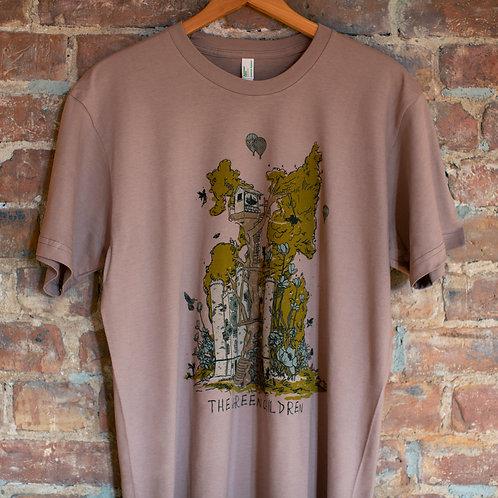 Men's Organic Treehouse T-Shirt