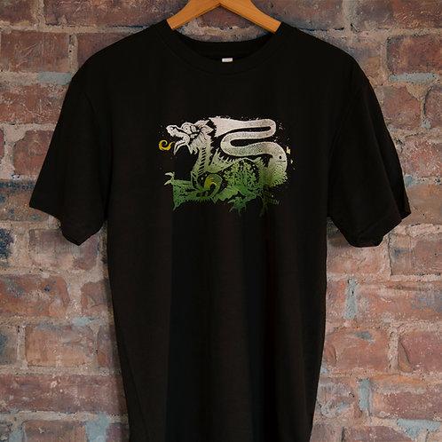 Men's Organic Dragon T-Shirt