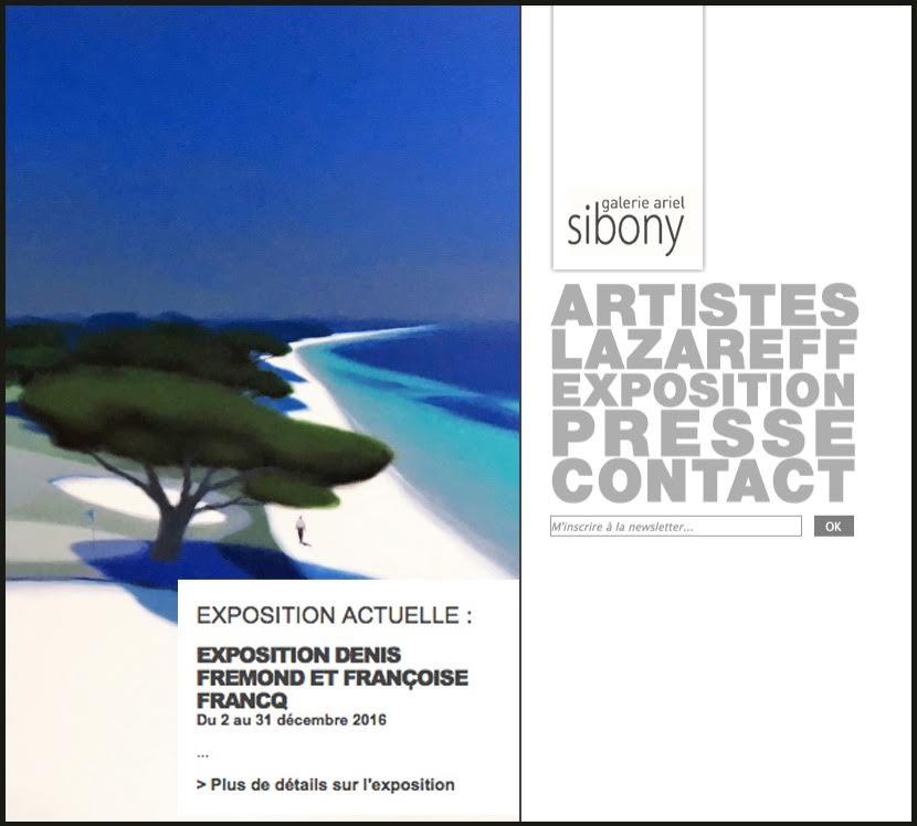 Exposition Françoise Francq