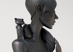 Sculpture bronze - Elle M réinventer