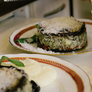 Millefeuille of Provencal Vegetables
