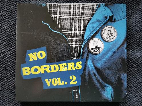 No Border Vol. 2 Tripple CD