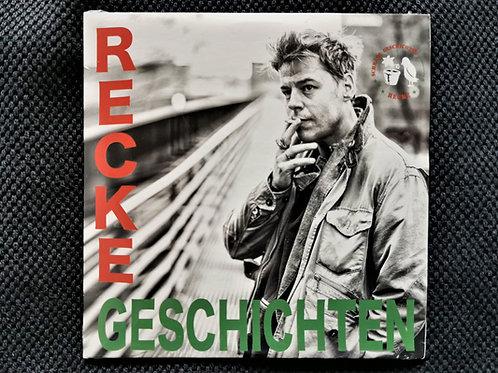 G. Recke: Schräge Geschichten, Hörbuch 2014