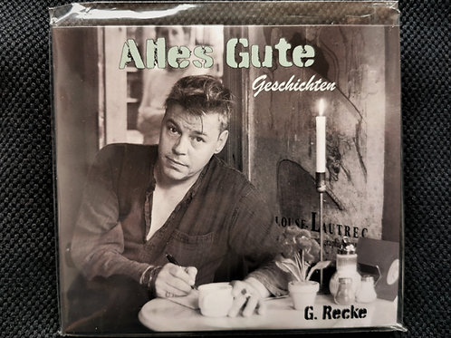 G. Recke Alles Gute - Hörbuch CD