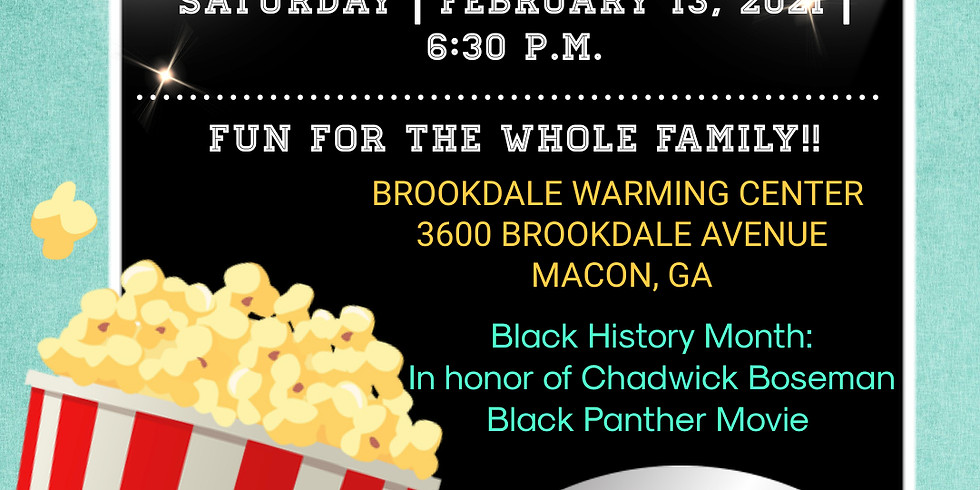 Movie Night at Brookdale Warming Center for Residence