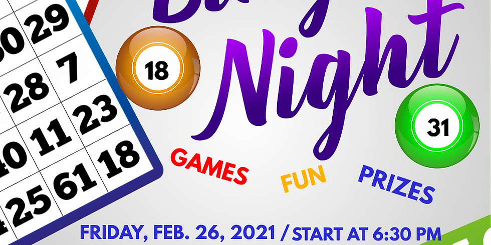 """Bingo Night at Brookdale Warming Center """"Residences Only"""" This is not a Public event."""