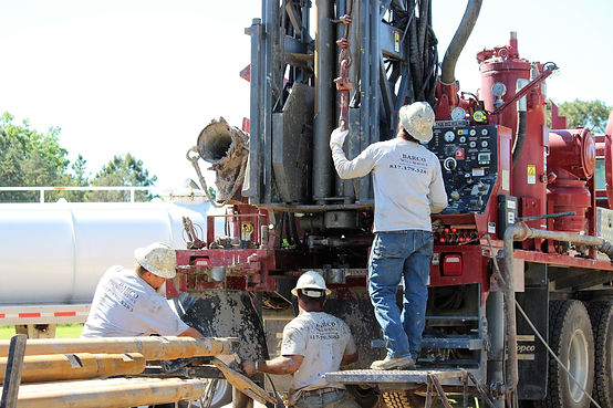 Water Well Drilling in North Texas