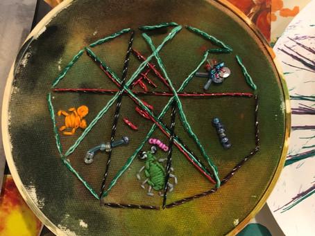 Why Do I Create Art During the Pandemic?—by Martha Nieto de Alba