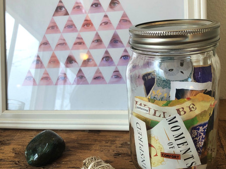 Creating Dream Jars for the Year Ahead—by Bridget Steed