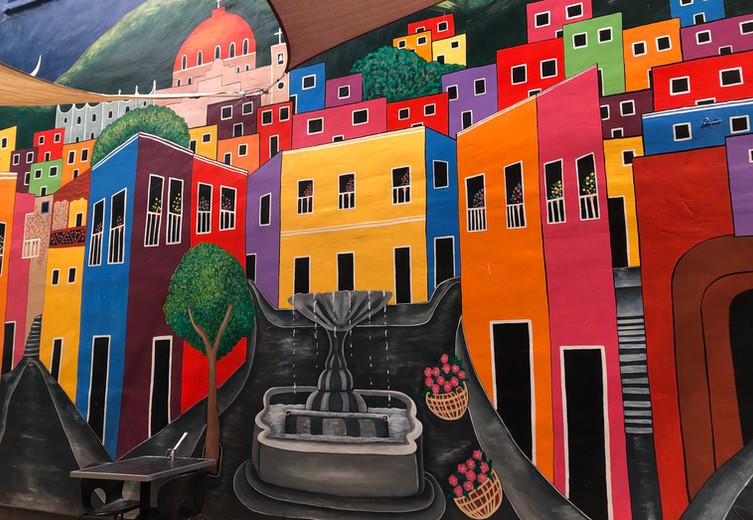 Artist: Loreta Rangel Villasenor; Ashland, Oregon