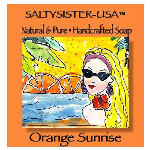ORANGE SUNRISE • SOAP