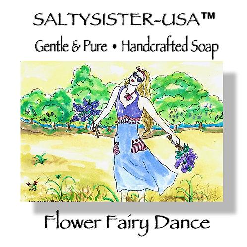 FLOWER FAIRY DANCE • SOAP