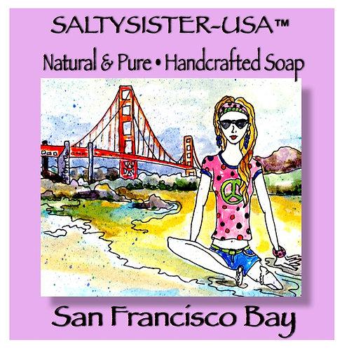 SAN FRANCISCO BAY • SOAP & BODY BUTTER