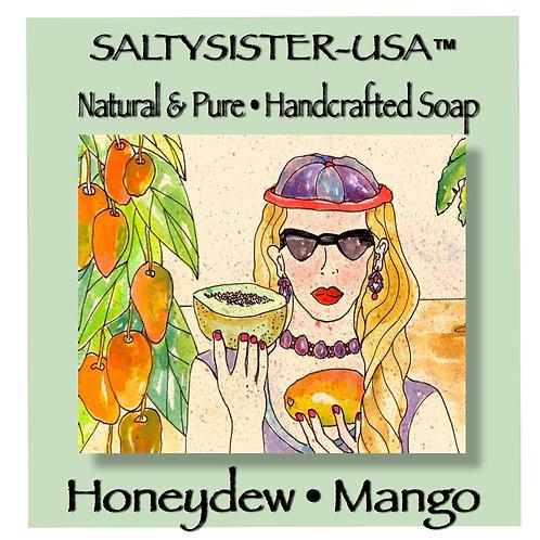 HONEYDEW MANGO • SOAP & BODY BUTTER