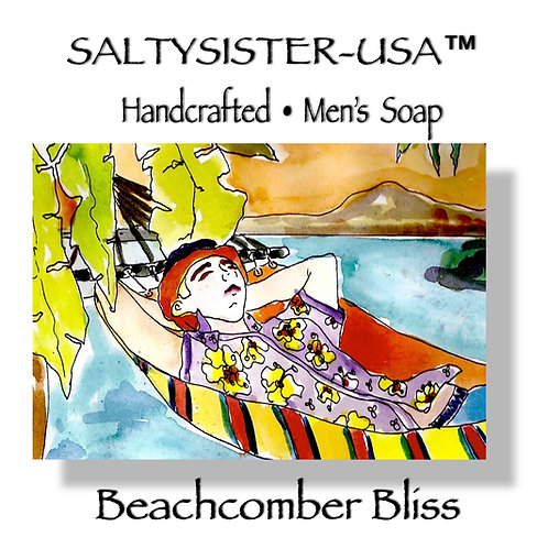 BEACHCOMBER BLISS • SOAP