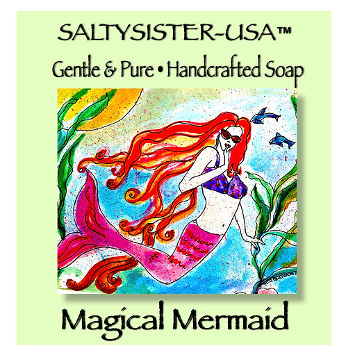 MAGICAL MERMAID • SOAP & BODY BUTTER