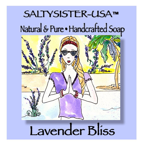 LAVENDER BLISS • SOAP