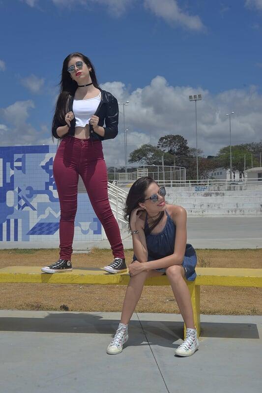 """""""All Star: a moda de gerações."""" Foto: Ana Claudia Santos/ Coletivo F8"""