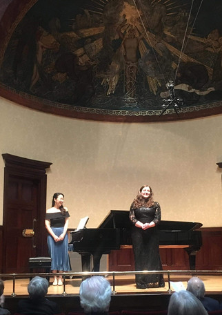 Recital at Wigmore Hall