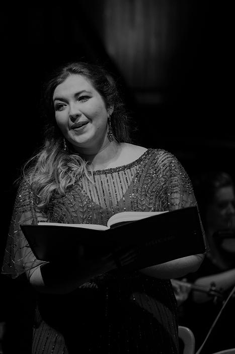 Amy Strachan Soprano Soloist, Haddo  Arts Festival, Oratorio